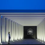 Bertazzoni entrance